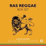 Pochette Trojan Ras Reggae Box Set
