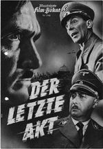 Affiche La Fin d'Hitler