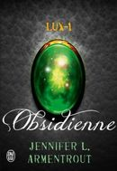 Couverture Lux - 1 : Obsidienne