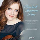 Pochette Violin Concertos