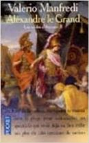Couverture Les Sables d'Ammon - Alexandre le Grand, tome 2