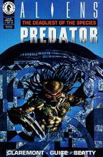 Couverture Aliens vs. Predator: Deadliest of the Species #1