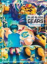 Couverture Blue Blood Gears