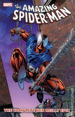 Couverture The Amazing Spider-Man: The Complete Ben Reilly Epic, Book 1