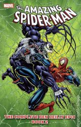 Couverture The Amazing Spider-Man: The Complete Ben Reilly Epic, Book 2