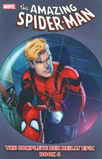 Couverture The Amazing Spider-Man: The Complete Ben Reilly Epic, Book 4