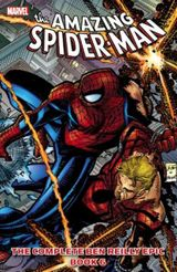 Couverture The Amazing Spider-Man: The Complete Ben Reilly Epic, Book 6