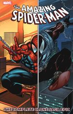 Couverture The Amazing Spider-Man: The Complete Clone Saga Epic Book, 1