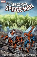 Couverture The Amazing Spider-Man: The Complete Clone Saga Epic Book, 2