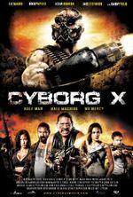 Affiche Cyborg X