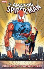 Couverture The Amazing Spider-Man: The Complete Clone Saga Epic, Book 5
