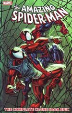 Couverture The Amazing Spider-Man: The Complete Clone Saga Epic Book 4