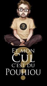 Affiche Cul Pouhiou