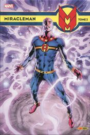 Couverture Le syndrome du roi rouge - Miracleman, tome 2
