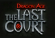 Jaquette Dragon Age: The Last Court
