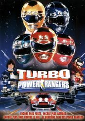 Affiche Turbo Power Rangers : Le Film