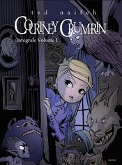Couverture Courtney Crumrin - Intégrale