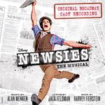 Pochette Newsies: The Musical (2012 original Broadway cast) (OST)