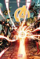 Couverture Le Dernier Instant Blanc - Avengers (2013), tome 2