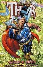 Couverture Thor: Gods and Men