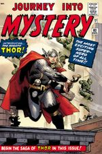 Couverture The Mighty Thor Omnibus, Volume 1