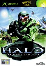 Jaquette Halo : Combat Evolved