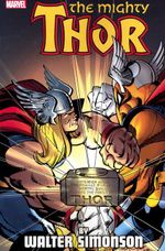 Couverture The Mighty Thor By Walter Simonson, Volume 1