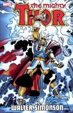 Couverture The Mighty Thor By Walter Simonson, Volume 5