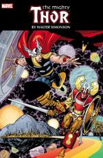 Couverture Thor By Walter Simonson Omnibus