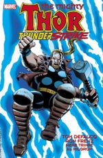 Couverture Thor: Thunderstrike
