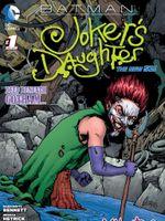 Couverture Batman : La Fille du Joker
