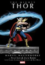 Couverture Marvel Masterworks: The Mighty Thor, Volume 1