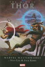 Couverture Marvel Masterworks: The Mighty Thor, Volume 2