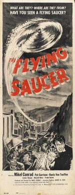 Affiche The Flying Saucer
