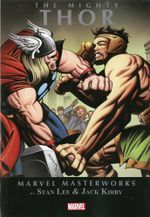 Couverture Marvel Masterworks: The Mighty Thor, Volume 4