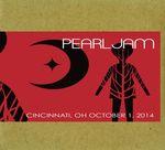 Pochette 2014-10-01: US Bank Arena, Cincinnati, OH, USA (Live)