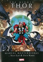 Couverture Marvel Masterworks: The Mighty Thor, Volume 5