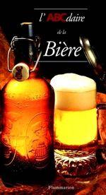 Couverture L'ABCdaire de la bière