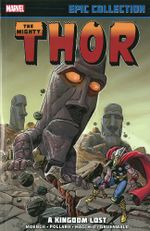 Couverture Thor Epic Collection: A Kingdom Lost