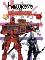 Couverture Hawkeye vs. Deadpool