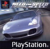 Jaquette Need for Speed: Porsche 2000