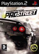 Jaquette Need for Speed ProStreet