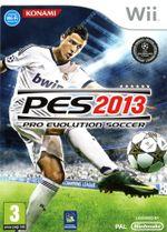 Jaquette Pro Evolution Soccer 2013