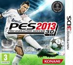 Jaquette Pro Evolution Soccer 2013 3D