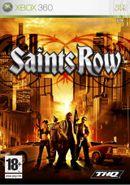 Jaquette Saints Row