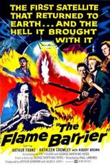 Affiche The Flame Barrier