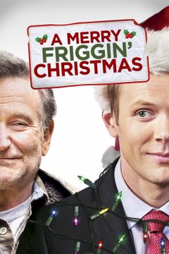 Affiche A Merry Friggin' Christmas