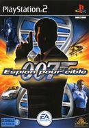 Jaquette James Bond 007 : Espion pour cible