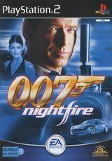 Jaquette 007 : NightFire