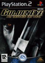 Jaquette GoldenEye : Au service du mal
